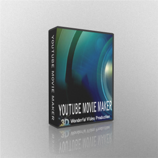 Youtube Video Maker Software Box